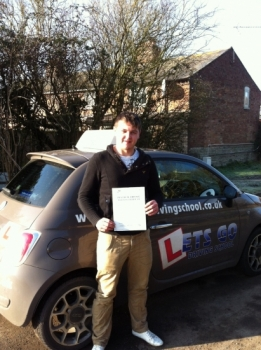 Sam is an excellent driving instructor who takes a professional yet fun approach to his lessons. Today, i passed my test first time with 4 minors on a difficult route. He takes his time in his lessons, never rushes you and being picked up and dropped off...