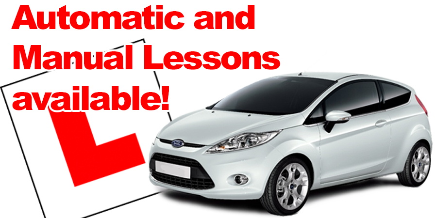 Driving lessons with Lets Go Driving School
